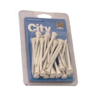 Official Manchester City FC Wooden Tees
